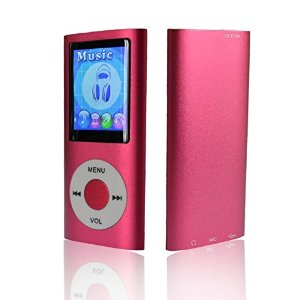 HccToo 16GB MP4 player Big and Clear Sound MP3 Music Player